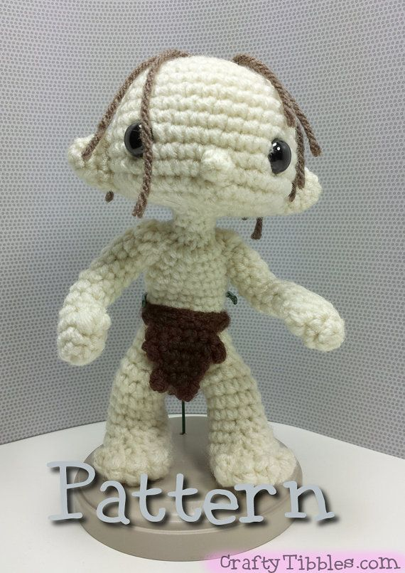 Crochet Amigurumi Ring : 17 Best images about Middle Earth Crochet on Pinterest ...