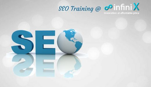 SEO is used to promote your business to beat your competitor. Understand the scope and value of the SEO at Infinix. Get more ideas through SEO Training  and generate traffic to your site. The main advantage in learning SEO is self-promotion of your own business. http://www.infinix.in/seo-training-in-chennai/