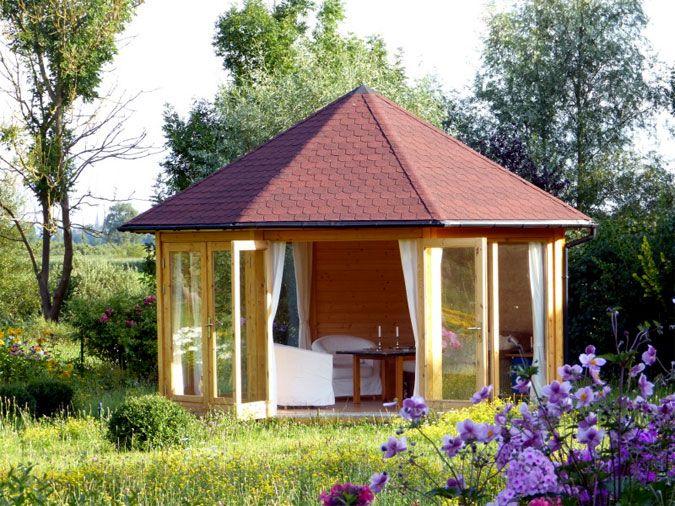 Inspirational Moderne Gartenpavillons