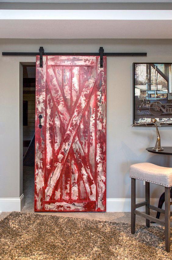 Les 25 meilleures id es de la cat gorie portes de grange for Decoration porte de grange