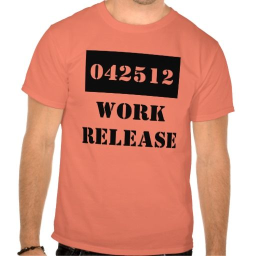 T-Shirt Retirement Date Gag Gift Work Release Jail T-Shirt, Hoodie for Men