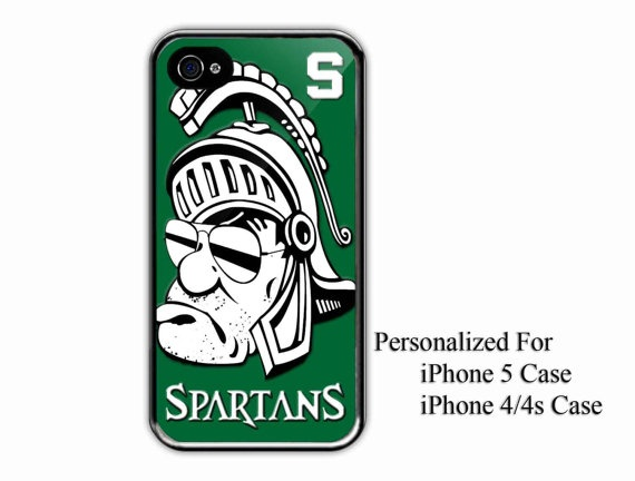iPhone 4/4s Case  Michigan State Spartans Cute by NiceFaceShop, $15.00