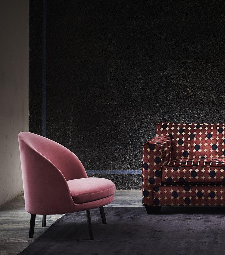 arflex - Jim armchair design Claesson Koivisto Rune - Photo Federico Cedrone…