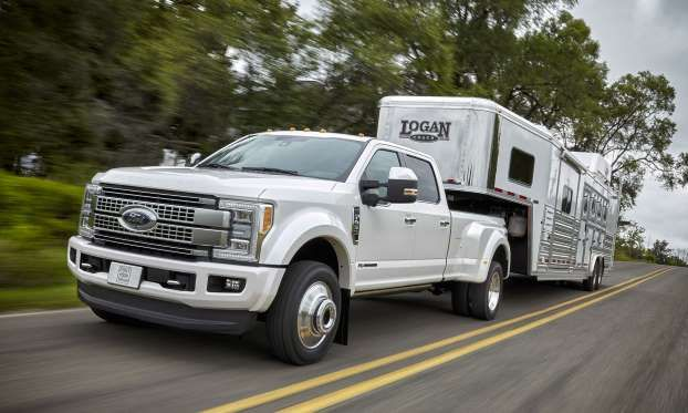 Redesigned for the 2017 model year, the F-Series Super Duty brings some serious capability to the fu... - Ford Motor Company