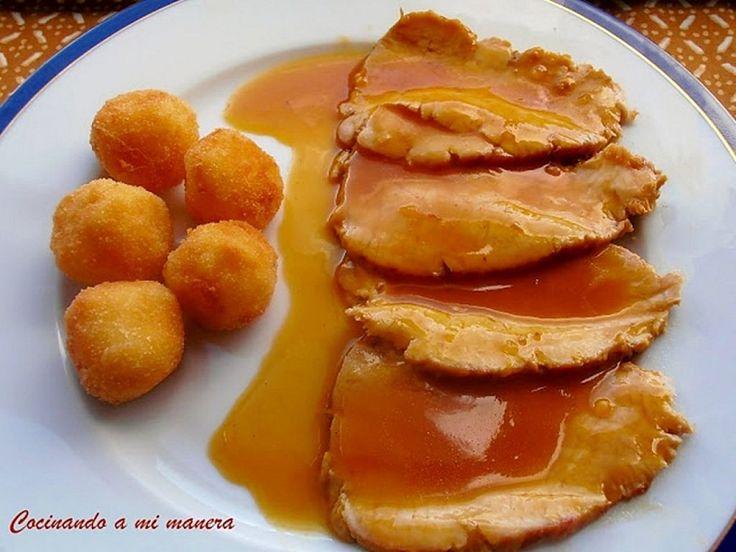6 TENTADORAS RECETAS CON LOMO DE CERDO ( Parte II ) | Cocinar en casa es facilisimo.com