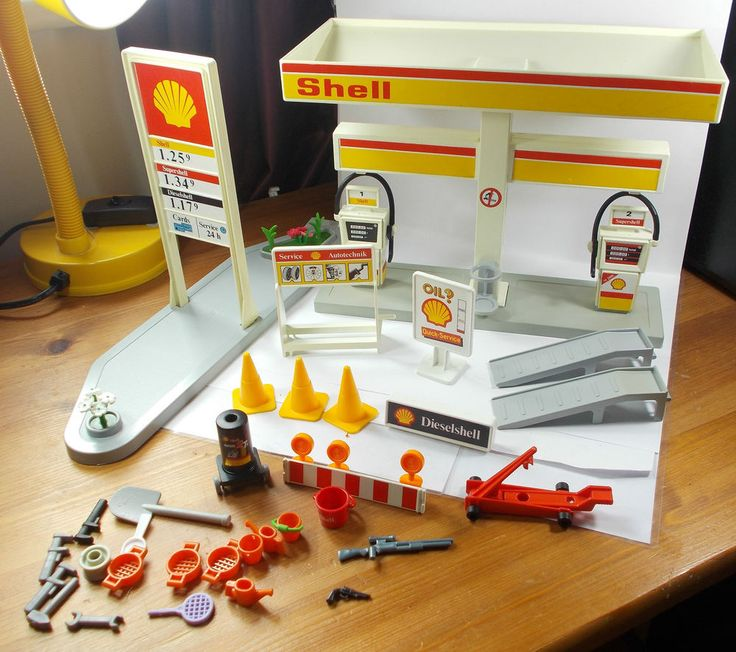 Shell Garages: 25+ Best Ideas About Garage Playmobil On Pinterest
