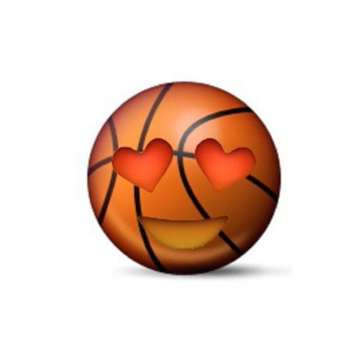 Basketball emoji (Basketball)