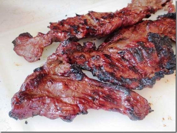 Bill Bailey's Carne Asada - #SimplyFilling and 1 #points+ per 1 ounce #WeightWatchers