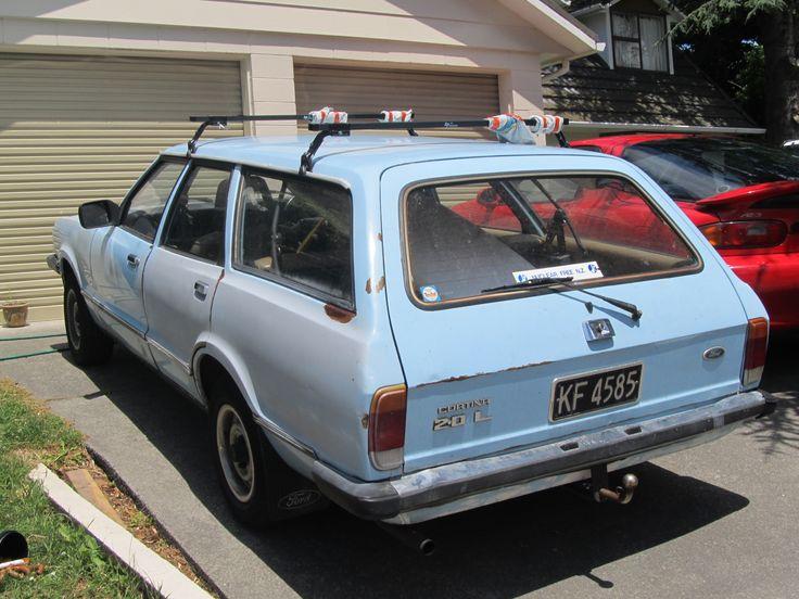 1981 Ford Cortina 2.0L Estate