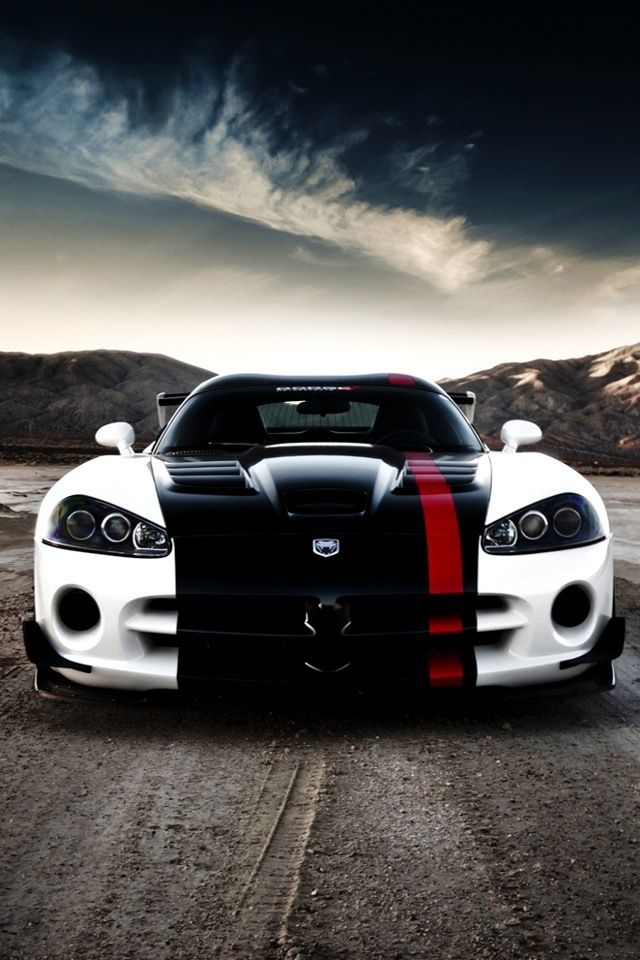 Dodge Viper SRT ACR.
