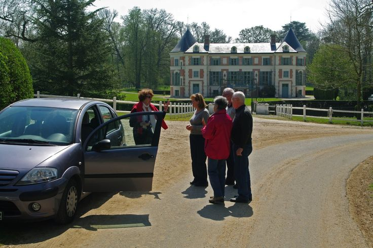 NOS RANDONNEES.: Randonnée de Bonnelles à Rochefort en Yvelines du 21/4/13.