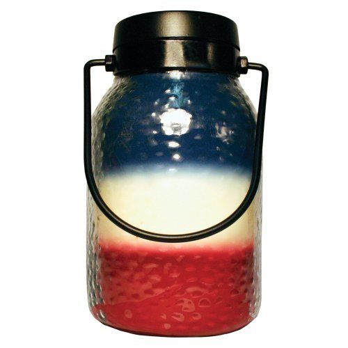 America Simplicity Lantern by Simplicity Lanterns. $14.50. Our NEW True to Life Fragrances will fill the air and warm your heart all at the same time!. Let our hanging Cheerful Giver Simplicity Lanterns brighten your next garden party or family outdoor gathering! With their rustic charm, these decorative candle lanterns look great inside or outside. The Simplicity Lanterns come in 26 fragrances and are 16oz. with an 80 hour burn time.