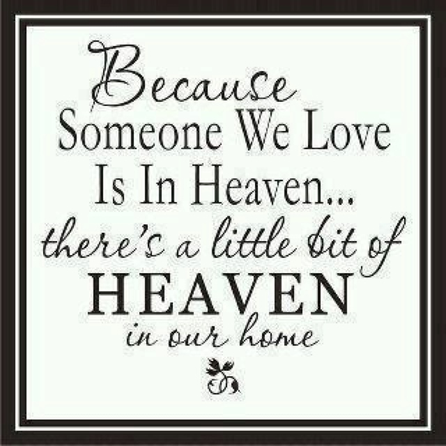 Heaven, Our Sweet Angel Baby