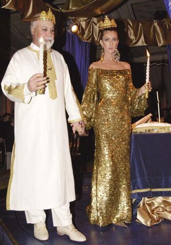Mariages de stars qui ont marqué l'histoire: Céline Dion et René Angelil