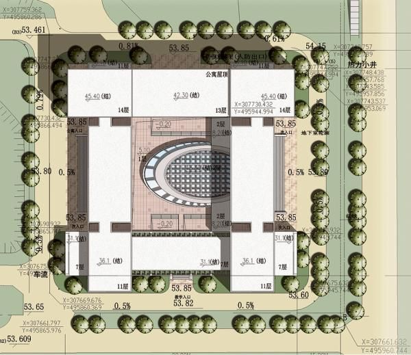 首都师范大学国际文化大厦_建筑邦—第一建筑设计阅读互动平台