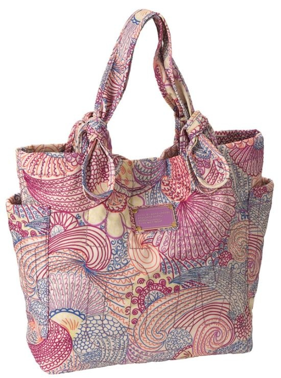 I loathe traditional diaper bags but this Marc Jacobs bag works awesome, especially with the side pockets that fit even a large bottle.: Diaper Bags, For The Baby, Baby Baby, Bags Work, Jacobs Diapers, Marc Jacobs Bags, Bags Darling, Diapers Bags Hel, Baby Bags