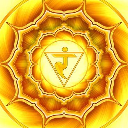 """3° Chakra - Manipura. """"Sono in contatto con il mio potere personale, sono in grado di affermare me stessa/o  ed esercito la mia volontà nel pieno rispetto degli altri!"""""""