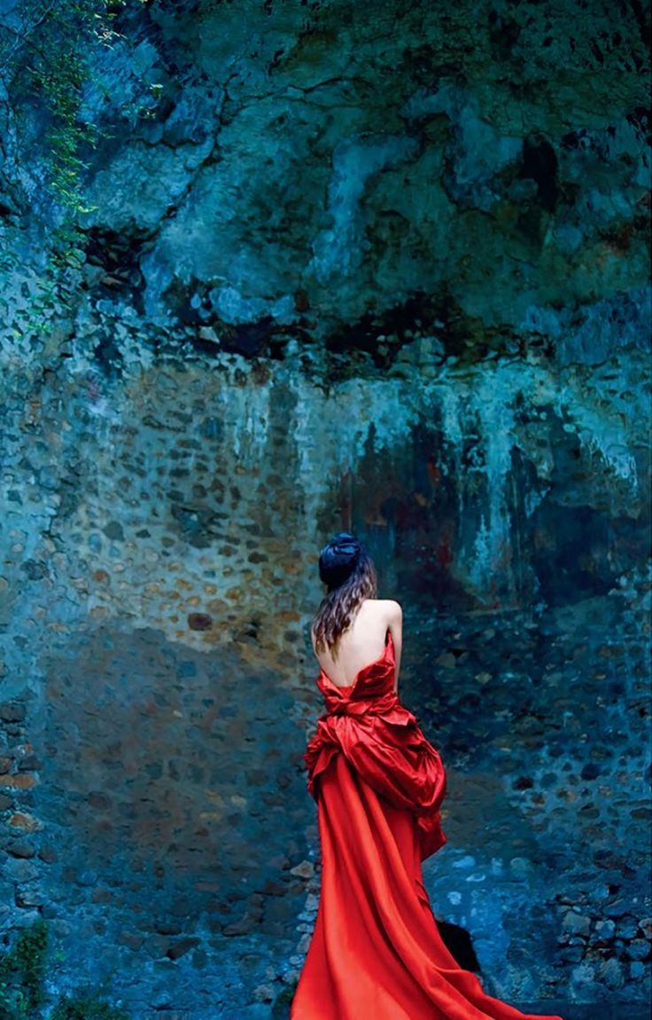 Ava Smith by Erik Madigan Heck for Porter Magazine Winter 2014 [Editorial]