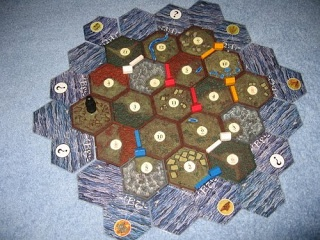 Mighty Empires / Settlers of Catan