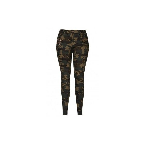 Camo Cadet Cargo Pant ❤ liked on Polyvore featuring pants, slim camo pants, camoflauge pants, cargo pocket pants, camoflage pants and pocket pants