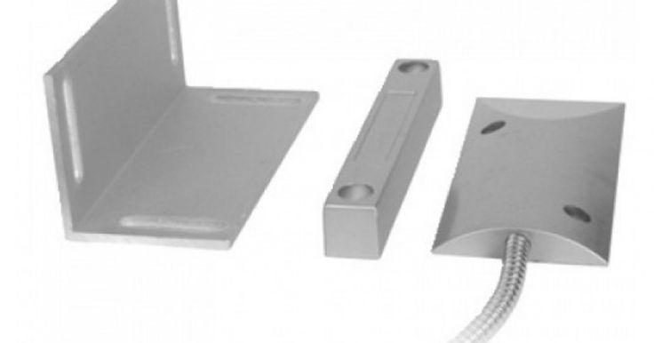 Γκαραζοπαγίδα βαρέως τύπουMC424M   Γκαραζοπαγίδα βαρέως τύπου αλουμινίου Άνοιγμα επαφής 4-5cm Διαστάσεις 105x50x50cm