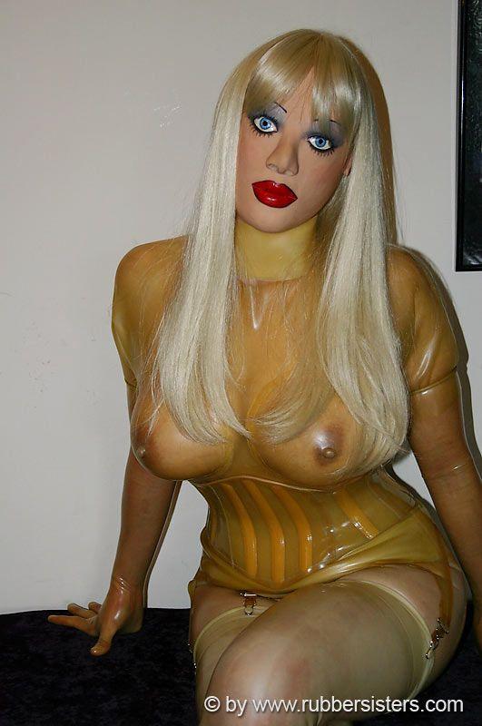 Bikini in posing