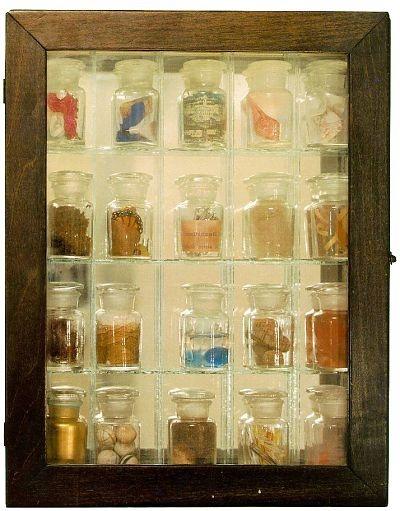 Joseph Cornell. Untitled (Pharmacy), 1943