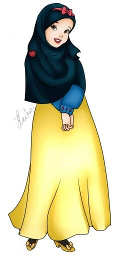Tesetturlu Pamuk Prenses (Disney)