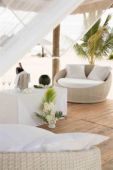 Gold Zanzibar Beach House & Spa Hotel, Kendwa.