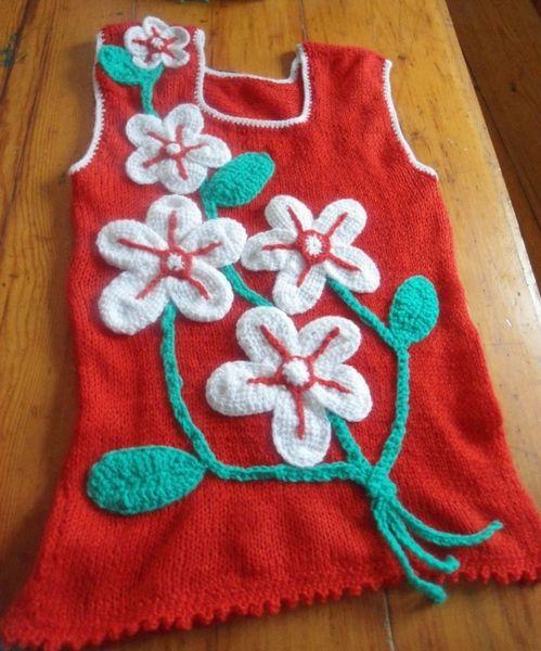 Другое - Трикотажное платье со шляпой и сумочкой - уникальный продукт на stels5555 на DaWanda