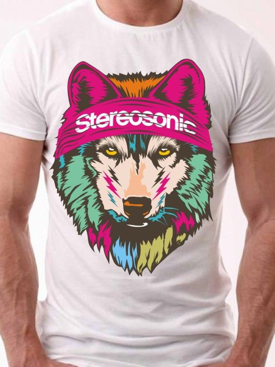 Graphic T Shirt Design By ++++BRTHR ED++++ For Stereosonic Electronic