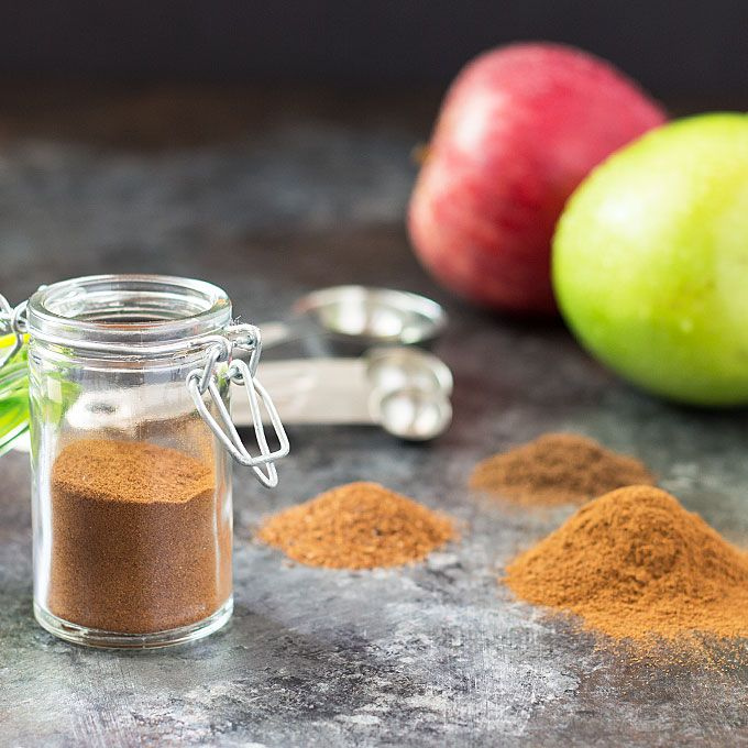 Easy 3-Ingredient Homemade Apple Pie Spice.