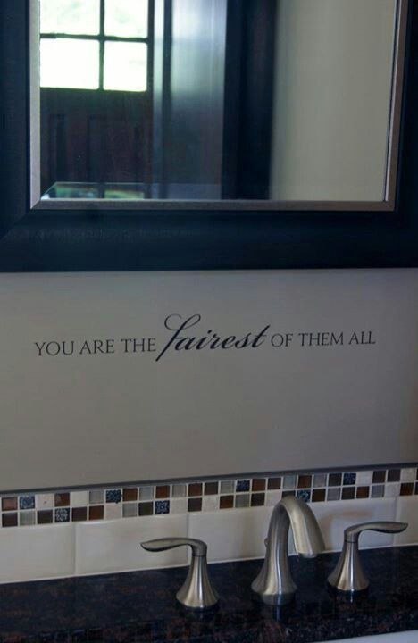 I absolutely adore the idea of small classy subtle Disney references around the house without being tacky