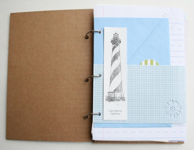 I always make a travel journal when we go on an extended trip or mini-vacation to document all of our happenings and such. I made one last y...