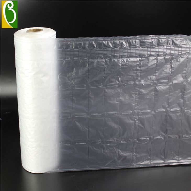 Plastic Void Fill Air Tube Bubble Wrap Bags Bubble Wrap Roll Bubble Bottle Fragile Packing