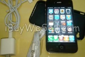Iphone 4 for sale 32g. I have samsung galaxy so dont need this anymore. Its locked with vodafone but not hard to unlock. Still in good condition and no problems. I had it for 7 months.  To check the price, click on the picture. For more mobile phones visit http://www.ibuywesell.com/en_AU/category/Mobile/467/ #iphone #mobile #phones #cellphone #apple #galaxy #samsung