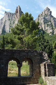 Montserrat - Ermita de Santa Cecilia - Catalunya
