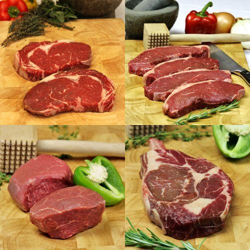 Rare Breed Yorkshire Steak Box