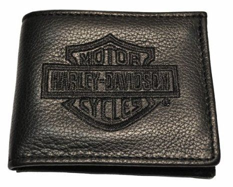 #Harley Davidson® Men's Black Bi-Fold Textured Leather Dress #Wallet. Inside Flip Panel. Harley Bar & Shield. FB808H-2B: Clothing |  Shop Harley Davidson Automotive | shop bike parts online | #harleydavidsonauto #motorcycles #bike #automotive #sexybike #ride_harley #harleyman #mensbelts #wearharleydavidson #menstshirt #harleydavidsontshirt #harleydavidsonwallet http://www.wearharleydavidson.com/Automotive-Accessories.html
