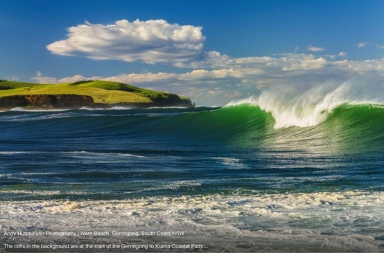 Werri Beach, Gerringong, South Coast, NSW, Australia