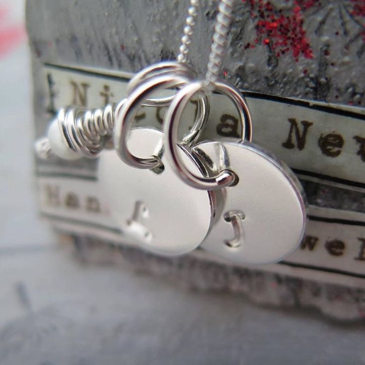 Today I lost a silver necklace in Bishops Cleeve, Cheltenham. The necklace has two small disks attached to it. One is inscribed with a J and one with an L. Please get in contact if you find my necklace!
