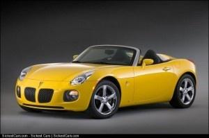 2007 Pontiac Solstice GXP 260hp Roadster Pricing Announced - http://sickestcars.com/2013/06/03/2007-pontiac-solstice-gxp-260hp-roadster-pricing-announced/