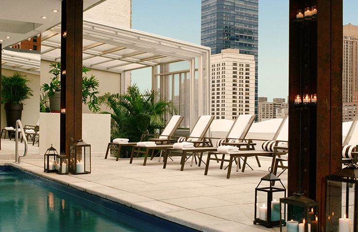 The Empire Hotel, New York, United States #RooftopBars #NewYork #HappyMonday http://bit.ly/2vaSTMF