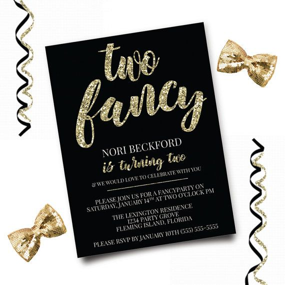 25 Best Ideas about Fancy Birthday Party – Fancy Party Invitation