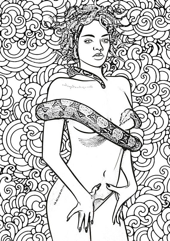 17 Best Original Coloring Page Images On Pinterest