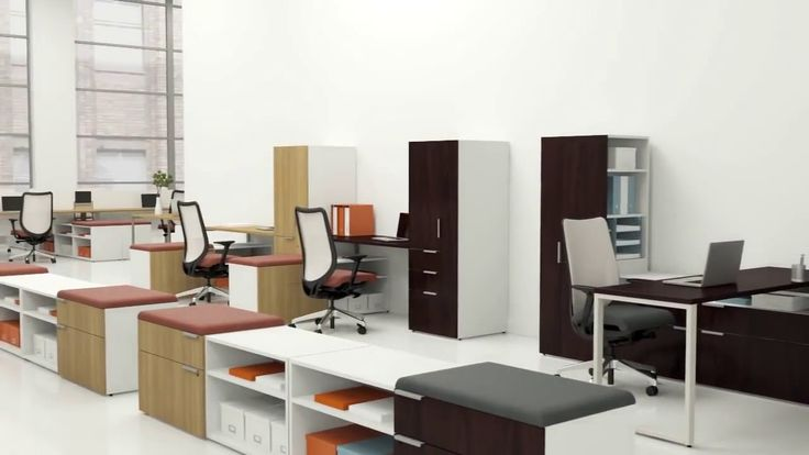 Any Kind of Modern Office Furniture Manufacture @ CUBIC Interior Design