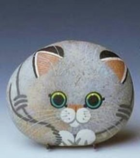 Learn more about painting on stones and …