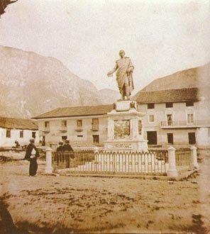 1856, Parque Santander - Bogotá, Colombia