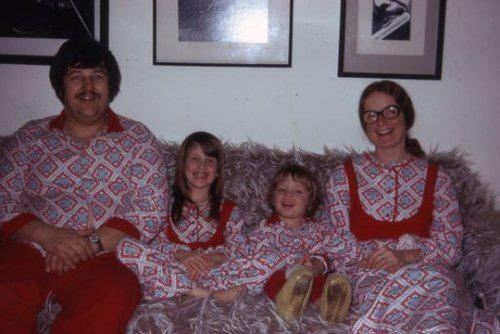 Special family fashion