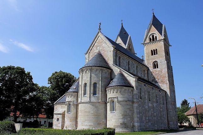 Szent Jakab temploma Lébényben